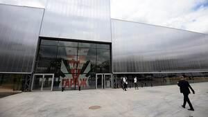 """Лифт Maspero в Музее современного искусства """"Гараж"""""""